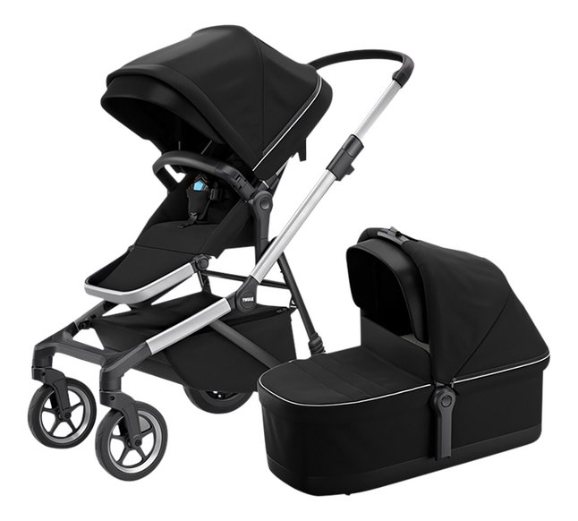 Afbeelding van Thule Wandelwagen Sleek midnight black from Dreambaby