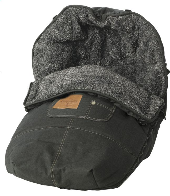 Afbeelding van Pericles Voetenzak voor wandelwagen Hipster jeans black from Dreambaby