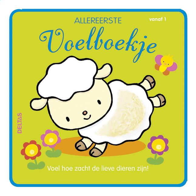 Afbeelding van Babyboek Allereerste voelboekje: voel hoe zacht de lieve dieren zijn from Dreambaby