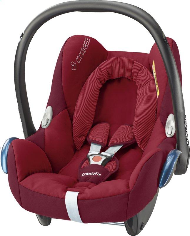Afbeelding van Maxi-Cosi Draagbare autostoel CabrioFix robin red from Dreambaby