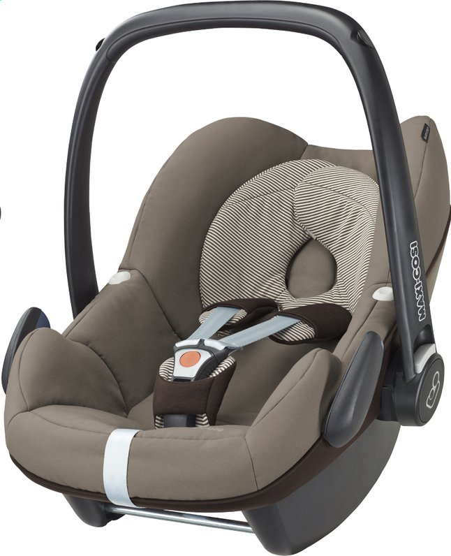 Image pour Maxi-Cosi Siège-auto portable Pebble Groupe 0+ earth brown à partir de Dreambaby