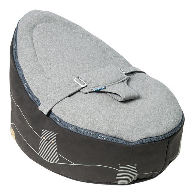 Image pour doomoo Pouf Seat Bear grey à partir de Dreambaby