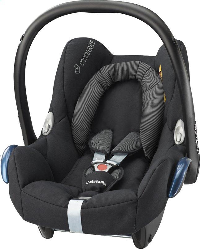 Afbeelding van Maxi-Cosi Draagbare autostoel CabrioFix Groep 0+ black raven from Dreambaby