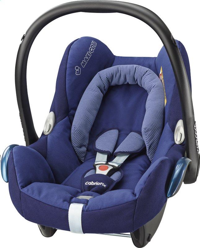 Image pour Maxi-Cosi Siège-auto portable CabrioFix Groupe 0+ river blue à partir de Dreambaby