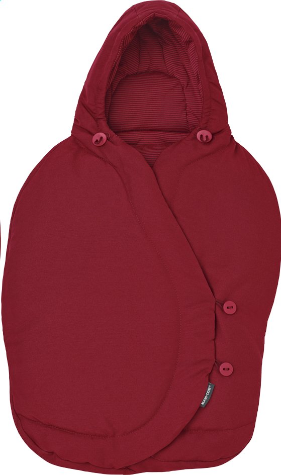 Image pour Maxi-Cosi Chancelière pour siège-auto portable Pebble /Pebble plus robin red à partir de Dreambaby