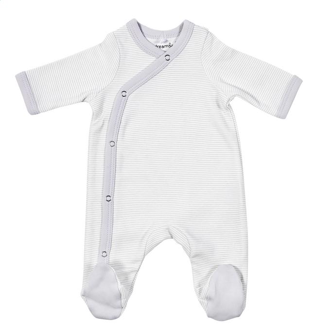 Afbeelding van Dreambee Pyjama Essentials lichtgrijs maat 62/68 from Dreambaby