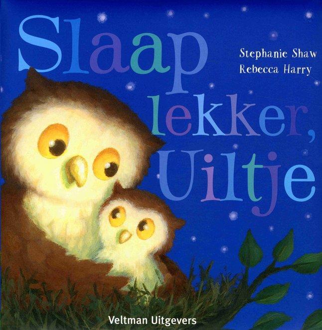 Afbeelding van Boek Slaap lekker, Uiltje - Stephanie Shaw from Dreambaby