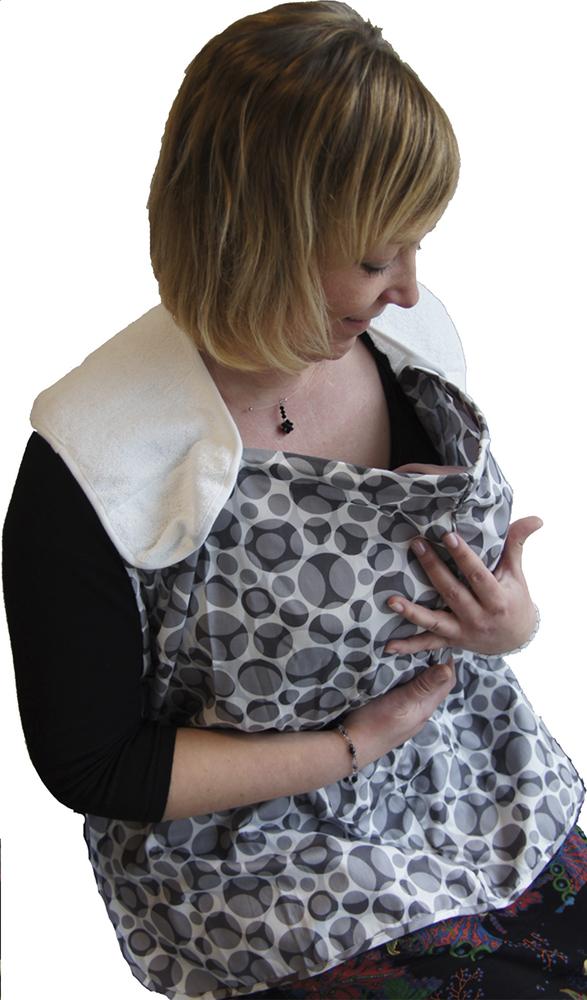 Image pour Simply Good Châle d'allaitement duo à partir de Dreambaby