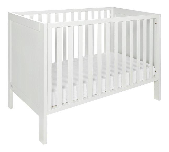 Chambre de bébé 3 pièces Loft avec armoire 2 portes | Dreambaby