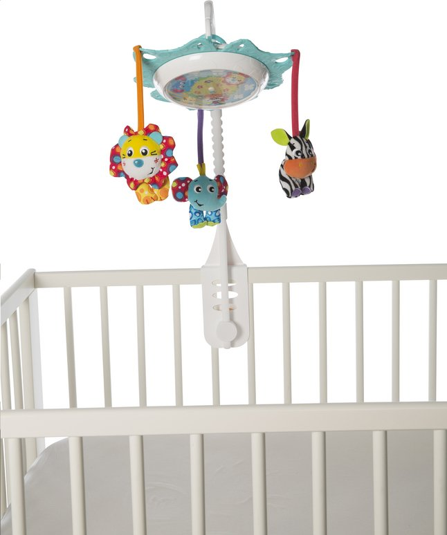 Image pour Playgro Mobile Deluxe Music and lights mobile à partir de Dreambaby