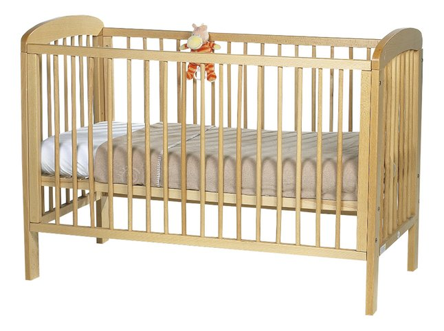Afbeelding van Pericles Beukenhouten bed Sofie naturel from Dreambaby