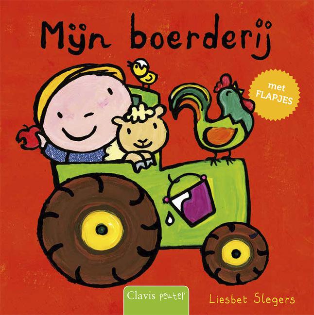 Babyboek Mijn boerderij