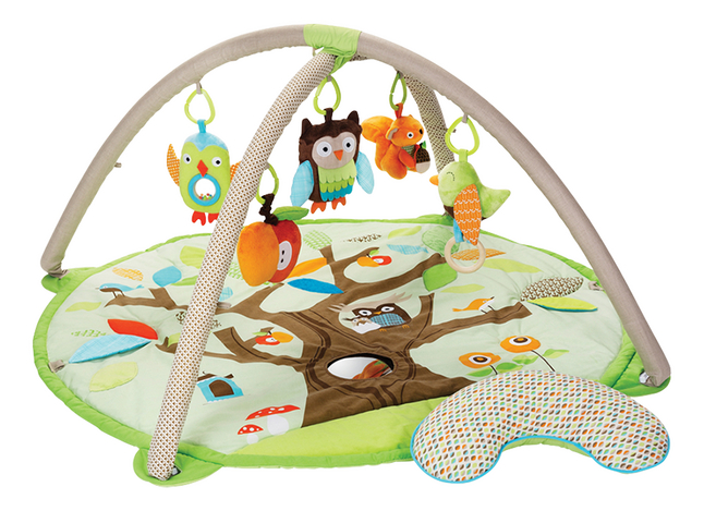 Image pour Skip*Hop Tapis de jeu Treetop Friends Activity Gym à partir de Dreambaby