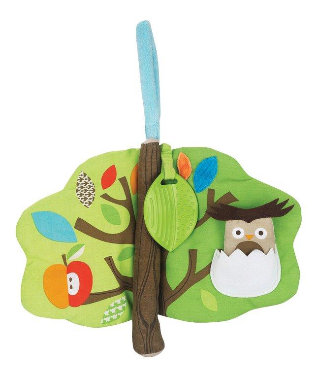 Afbeelding van Skip*Hop Knuffelboekje Treetop Friends from Dreambaby