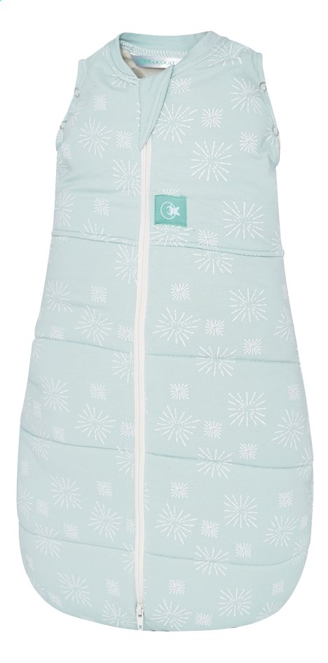 Ergopouch Sac d'emmaillotage ErgoCocoon hiver 0 - 3 mois mint stars