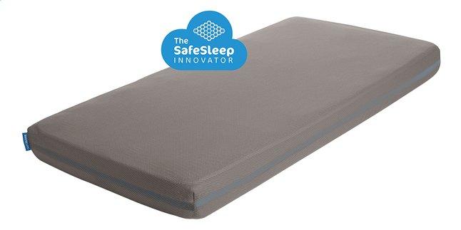 Afbeelding van AeroSleep Hoeslaken voor bed grijs B 60 x L 120 cm from Dreambaby