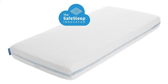 Image pour AeroSleep Drap-housse pour lit blanc Lg 60 x L 120 cm à partir de Dreambaby
