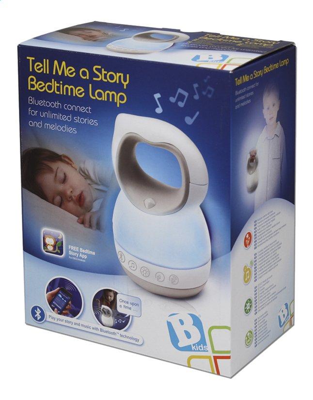 Afbeelding van B kids Nachtlampje Tell Me a Story grijs from Dreambaby