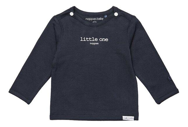 Noppies T-shirt met lange mouwen Hester Charcoal Blue