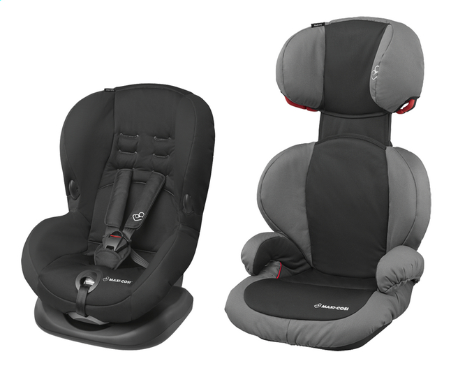 Kinderstoel Auto 6 Jaar.Maxi Cosi Autostoel Priori Sps Groep 1 Rodi Sps Groep 2 3 Slate Black