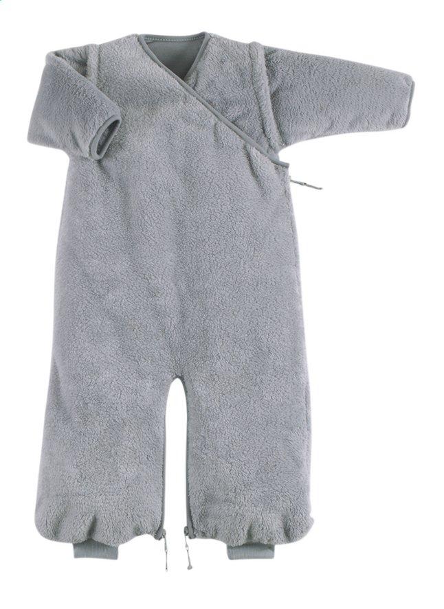 Bemini Winterslaapzak Softy Magic Bag fleece grijs 70 cm grizou