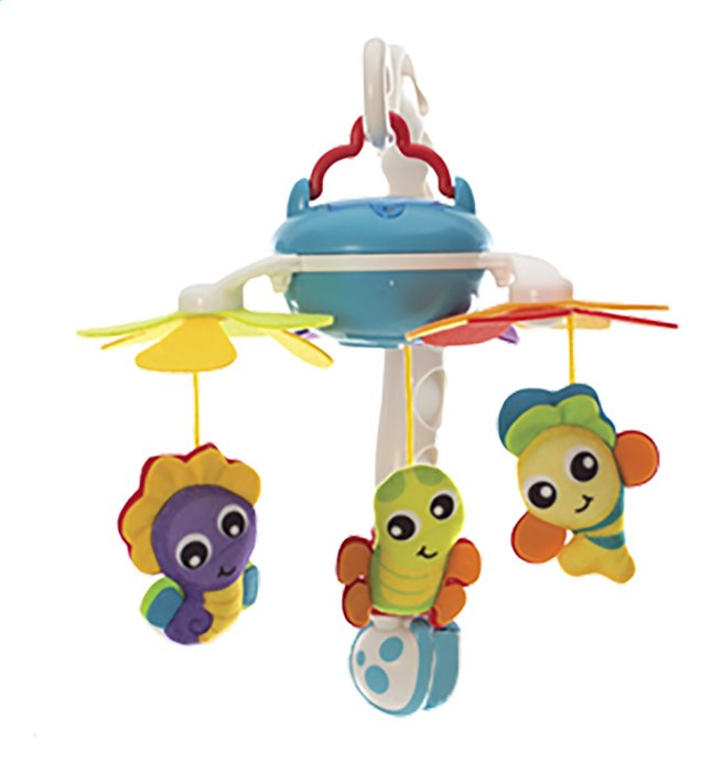 Afbeelding van Playgro Mobiel Musical Travel Mobile from Dreambaby