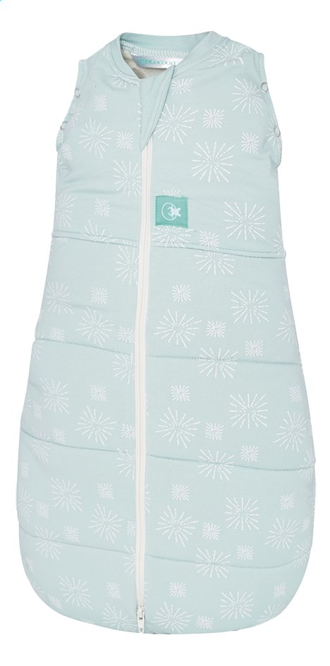 Ergopouch Sac d'emmaillotage ErgoCocoon hiver 3 - 12 mois mint stars