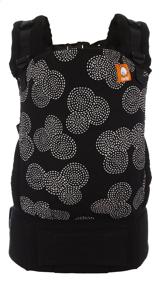 Afbeelding van Tula Combidrager concentric black from Dreambaby