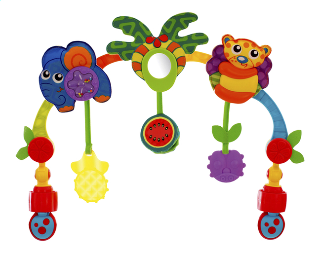 Afbeelding van Playgro Speelboog Tropical Tunes from Dreambaby