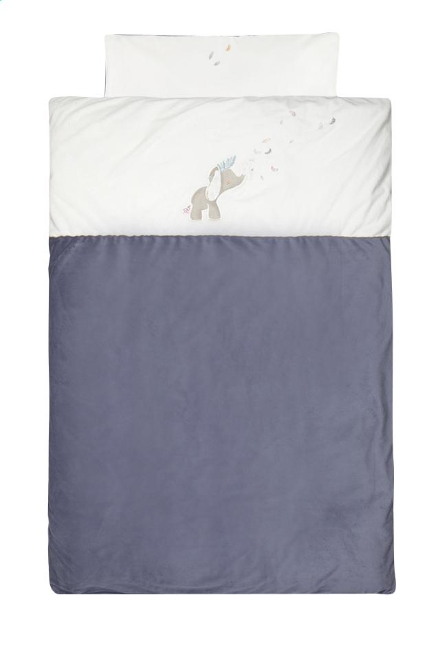 noukie 39 s housse de couette pour lit bao wapi polyester dreambaby. Black Bedroom Furniture Sets. Home Design Ideas