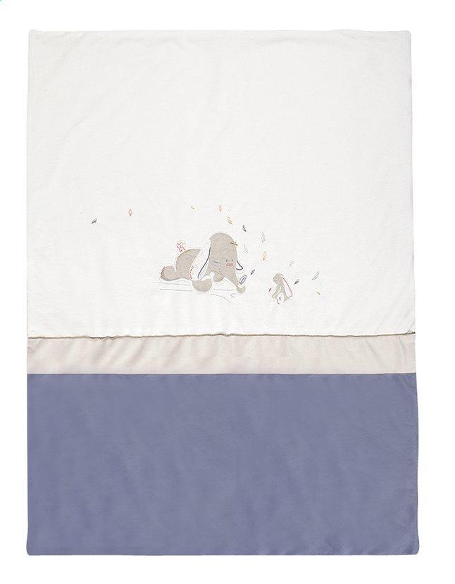 Afbeelding van Noukie's Deken voor wieg of park Bao & Wapi polyester from Dreambaby