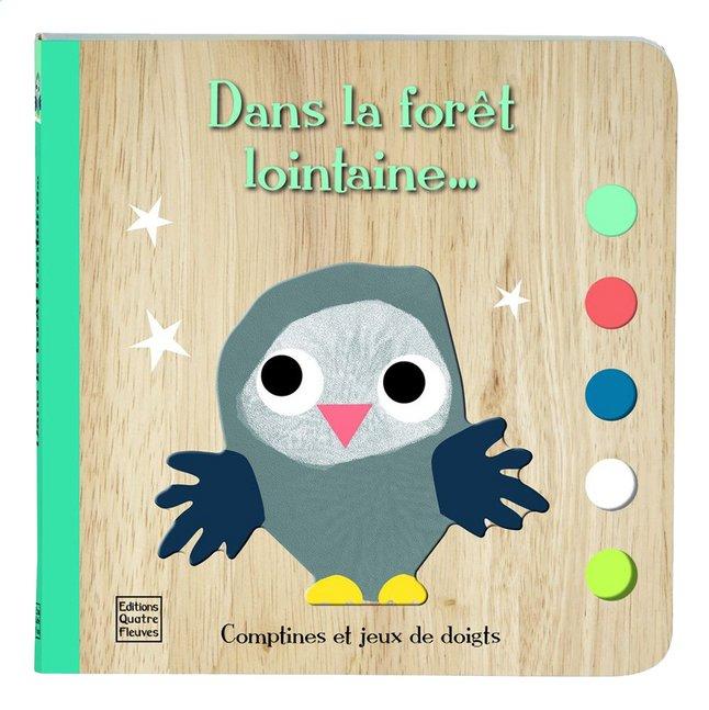 Afbeelding van Babyboek Dans la forêt lointaine from Dreambaby