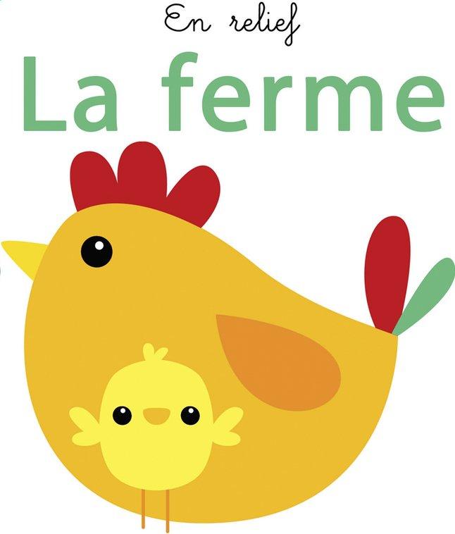Afbeelding van Babyboek La ferme from Dreambaby