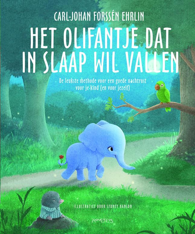 Afbeelding van Boek Het olifantje dat in slaap wil vallen from Dreambaby