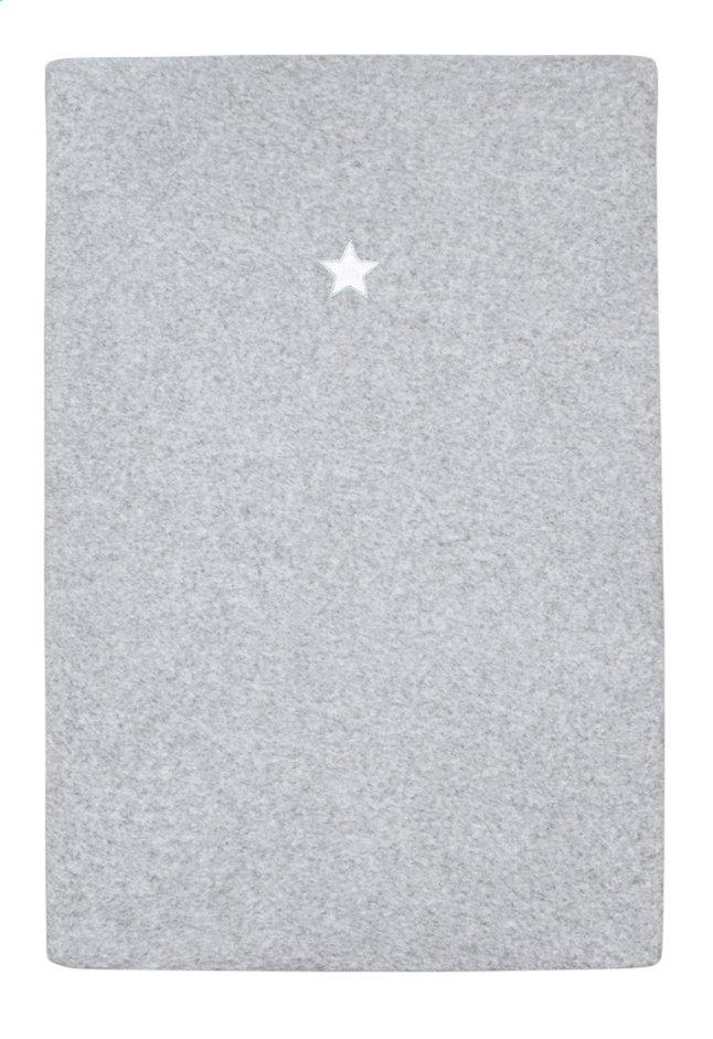 Image pour Bemini Housse pour matelas à langer Stary chiné grey à partir de Dreambaby