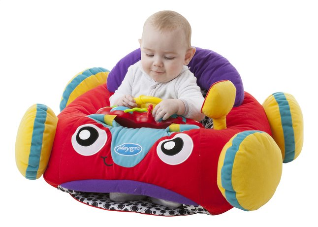 Image pour Playgro Centre de jeu Music and Lights Comfy car à partir de Dreambaby