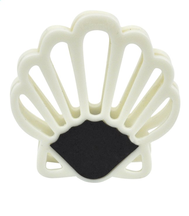 Image pour Isi Mini Attache pour poussette/buggy Clam-P - 2 pièces blanc à partir de Dreambaby
