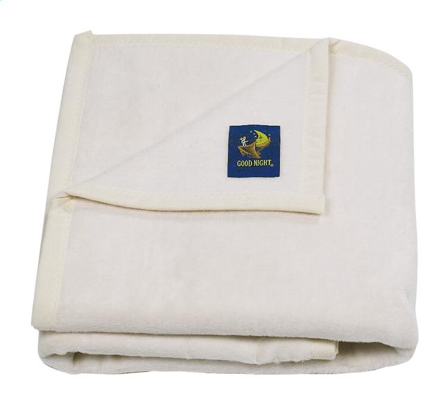 Afbeelding van Good Night Katoenen deken voor bed ecru from Dreambaby