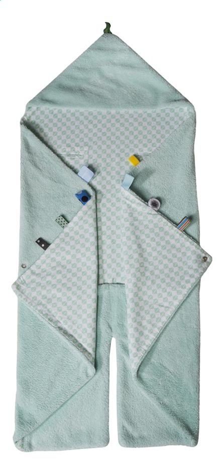 Image pour Snoozebaby Couverture enveloppante fresh mint à partir de Dreambaby