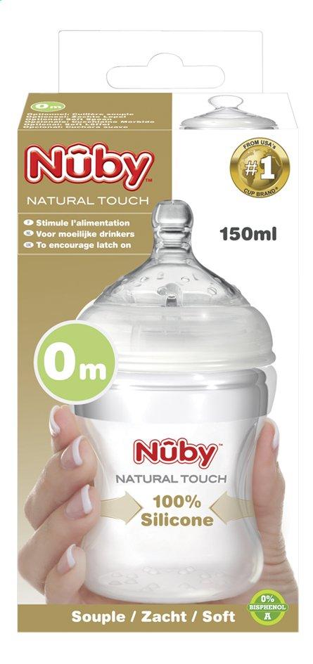 Image pour Nûby Biberon anticolique Natural Touch 150 ml à partir de Dreambaby