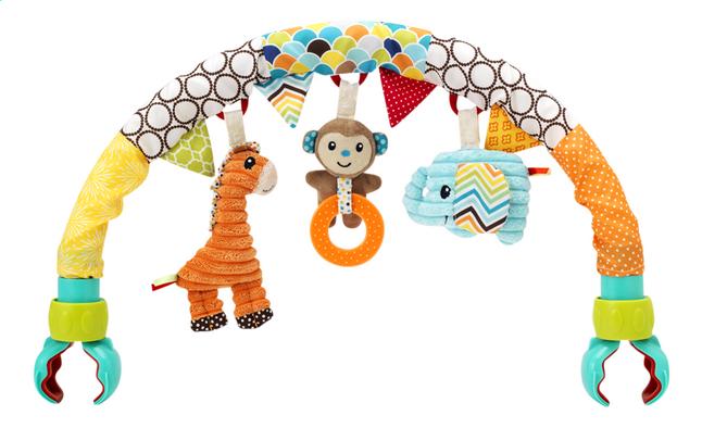 Infantino Speelboog Go Gaga Safari Stroller Arch