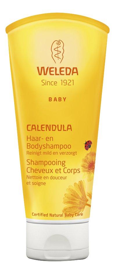 Image pour Weleda Shampoing cheveux et corps au Calendula 200 ml à partir de Dreambaby
