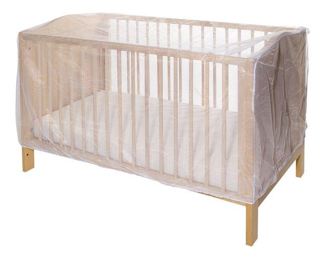 Afbeelding van Muggennet voor bed from Dreambaby