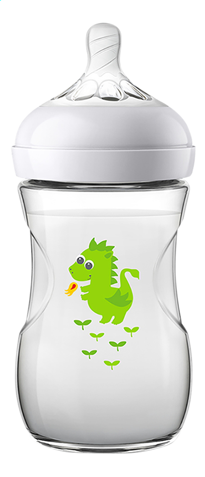 Philips AVENT Zuigfles Natural Dragon 260 ml
