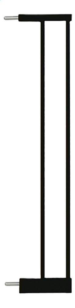 Afbeelding van Noma Verlengstuk voor deurhekje 14 cm zwart from Dreambaby