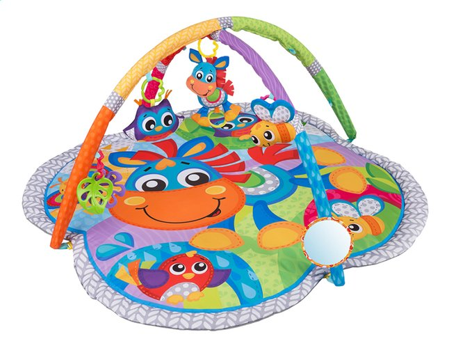 Playgro Speeltapijt Clip Clop Activity Gym with Music