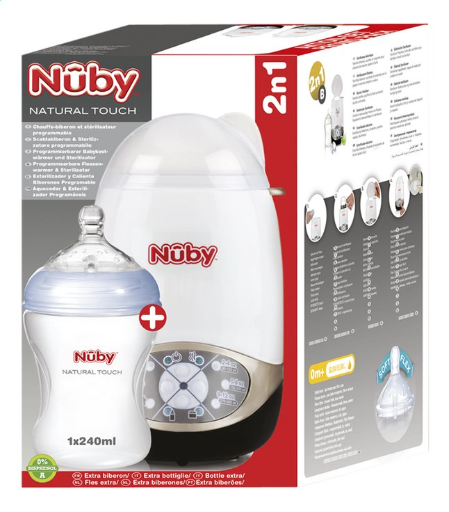 Afbeelding van Nûby Flesverwarmer Natural Touch from Dreambaby