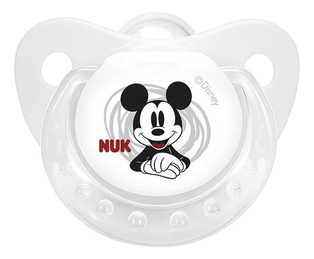 Afbeelding van NUK 2 fopspenen Mickey Mouse + 6 maanden from Dreambaby
