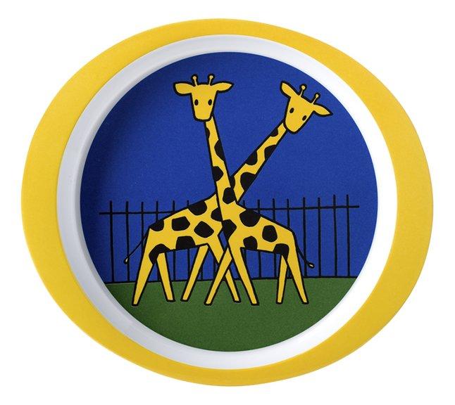 Image pour Rosti Mepal Assiette plate Zoo à partir de Dreambaby