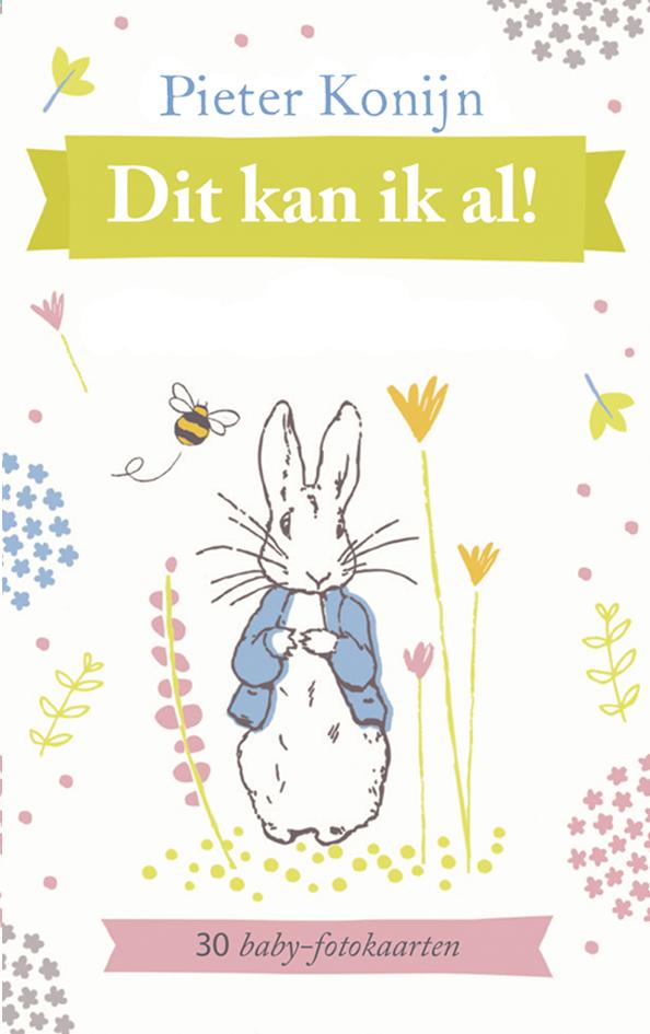 Afbeelding van Fotokaarten Pieter Konijn - Dit kan ik al! from Dreambaby